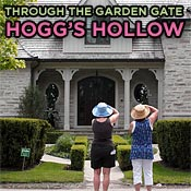 Through The Garden Gate: Hogg's Hollow - May 27, 2014