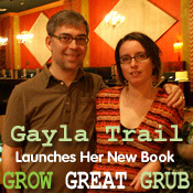 Grow Great Grub Book Launch Party