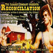 Sky Gilbert's Play Reconciliation