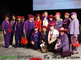 Mark Cullen and The Red Hat Society