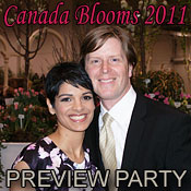 Canada Blooms Preview Cocktail Reception