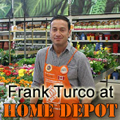 Frank Turco at the Home Depot