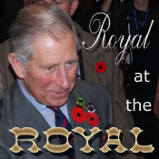 Prince Charles at the Royal Agricultural Winter Fair